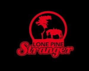 Logo - LONE PINE STRANGER