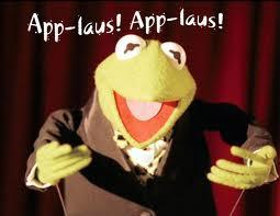 Kermit_applaus